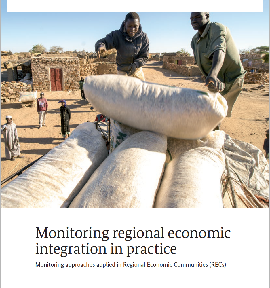 Monitoring regional economic integration in practice